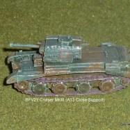 BFV21 Cruiser MkIII (A13 Close Support)