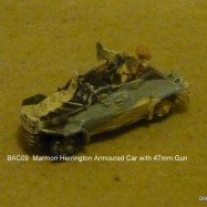 BAC09 Marmon Herrington with 47mm gun