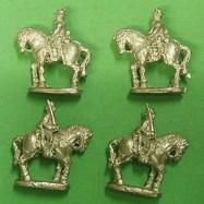 PAR17 Argentinian Line Cavalry, Kepi