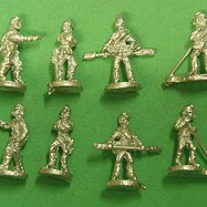 PAR21 Allied gun crews