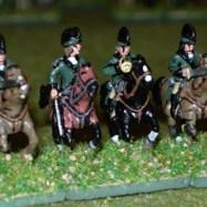 RWB21 Tarleton's Legion / Simcoes's Dragoons Command