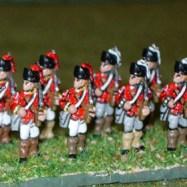 RWB03 British Light Infantry, Full kit