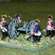 RWB08 British Artillery Crew