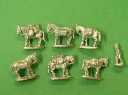 SWA18 Mule pack Train