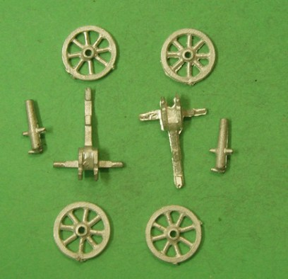 SWG02 Hotchkiss 2pdr Mountain Gun