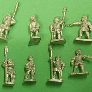 TW14 Mid Tudor Artillery Crew