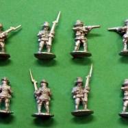 WAI02 Anzac infantry firing line