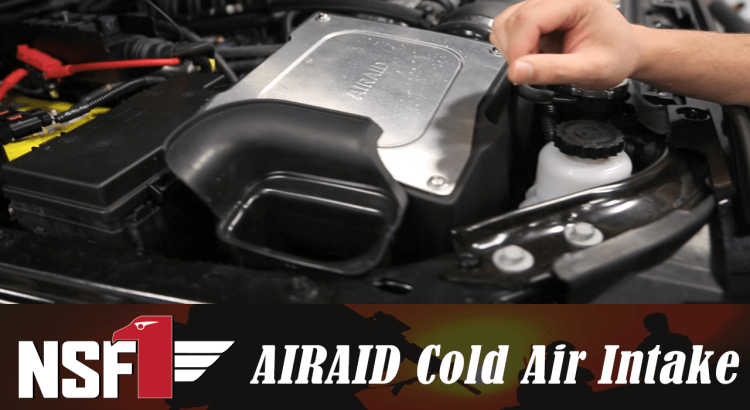 NSF1 Project Jeep Part 11: AIRAID Cold Air Intake