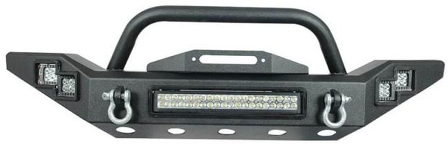 LED Front Bumper JK Paramount Automotive