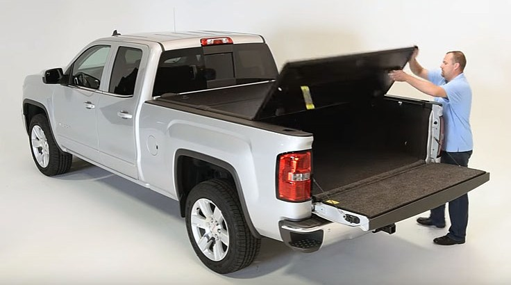 Extang (62445): EnCore Tonneau Cover for '14-'16 Sierra/Silverado 1500