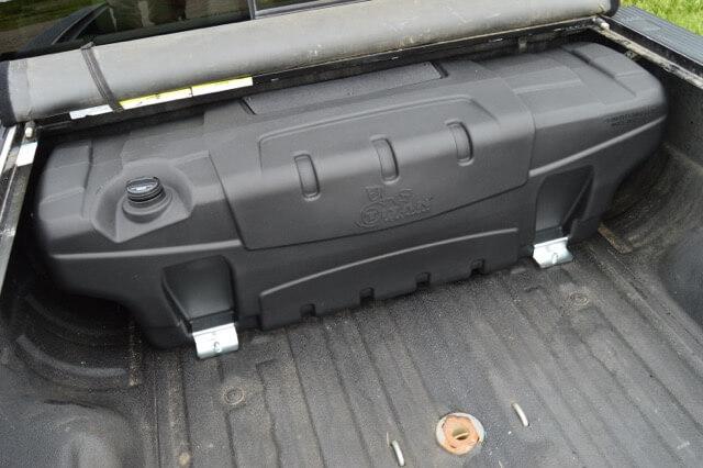 Titan Fuel Tanks Travel Trekker In Bed Auxiliary Fuel