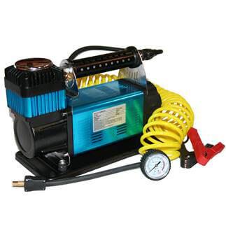 Bulldog Winch (41000): Portable, Automatic 150 psi Compressor