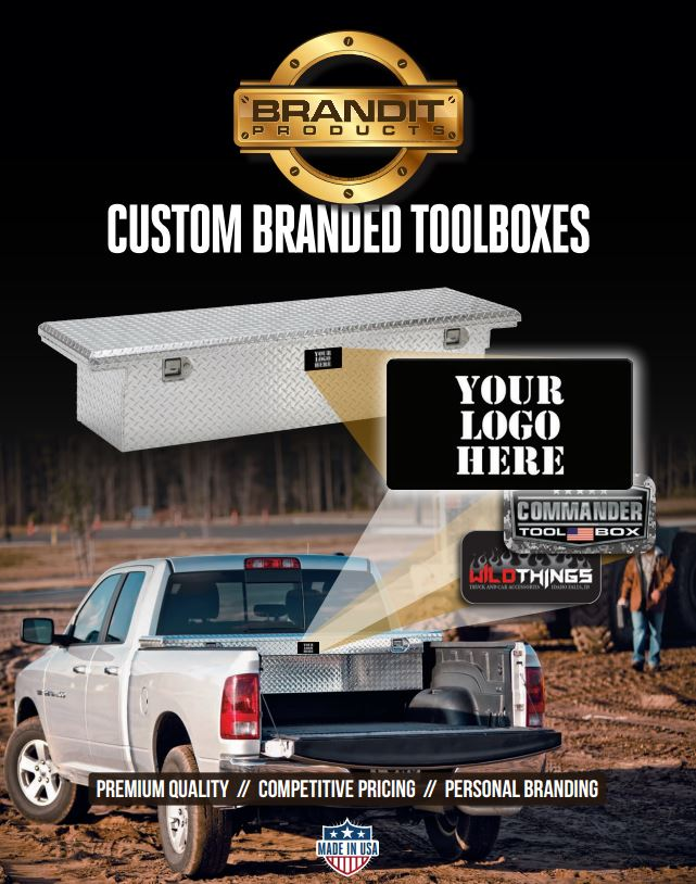 BrandIt: Turn the Toolboxes You Sell into Mobile Billboards