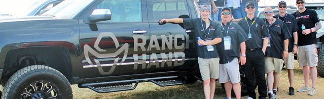 Show Off Your Ranch Hand Rig and Win!