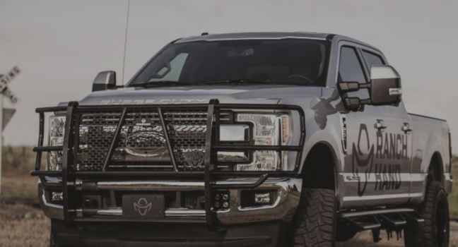 Ranch Hand Win Legend Grille Guard