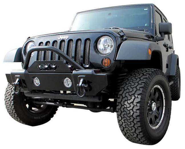 Rampage Products: Recovery Bumpers for '07-'15 Wrangler JK