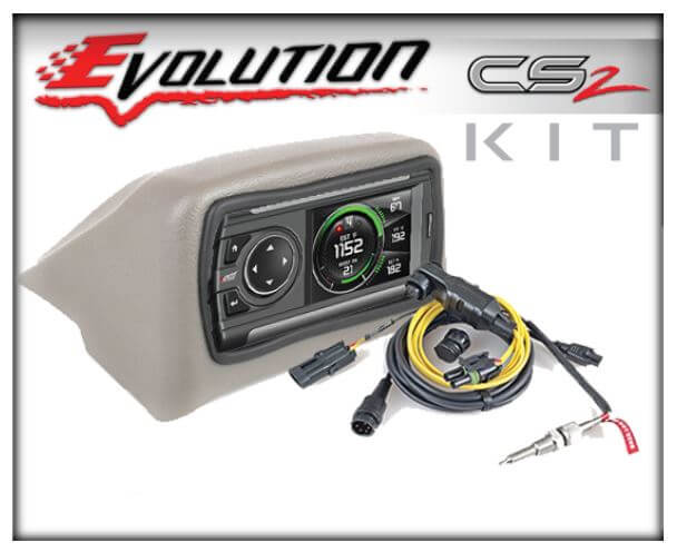 Edge Products (15001-1): Evolution CS2 Kit for '99-'03 Ford Power Stroke 7.3L