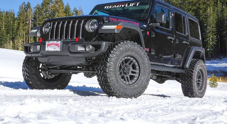 ReadyLIFT SST Lift Kit for Jeep Wrangler JL