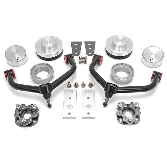 "Rugged Off Road (25-10405): 4"" Lift Kit for '09-'18 Ram 1500 4WD"