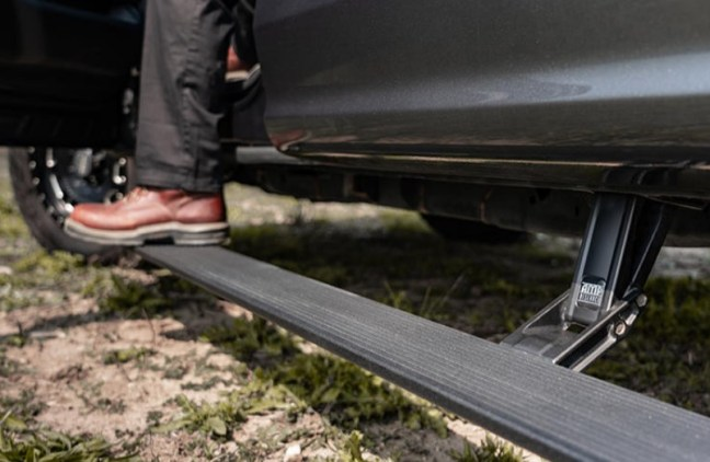 AMP Research: PowerStep XTreme Running Boards