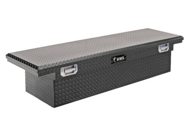 """UWS: 69"""" Low-Profile Crossover Toolbox with Pull Handles"""