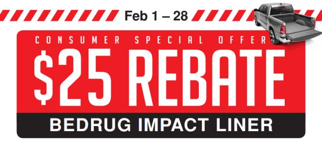 BedRug: Get $25 Back on Impact Liner