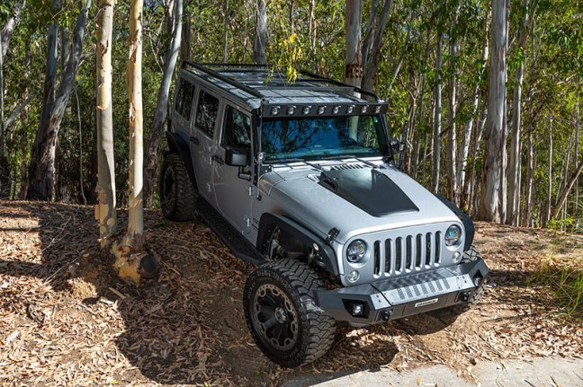 Go Rhino (24176T): Overland Roof Rack for Jeep Wrangler JKU
