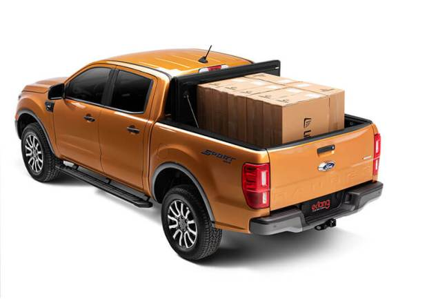 Extang: Xceed Hard-Folding Truck Bed Cover