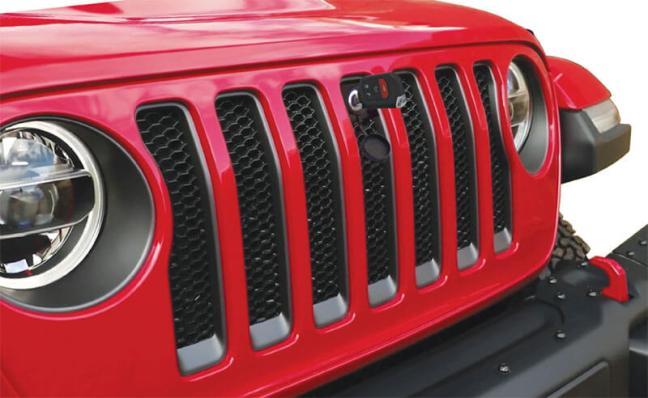 BOLT Hood Lock for Jeep Wrangler JL 7032303