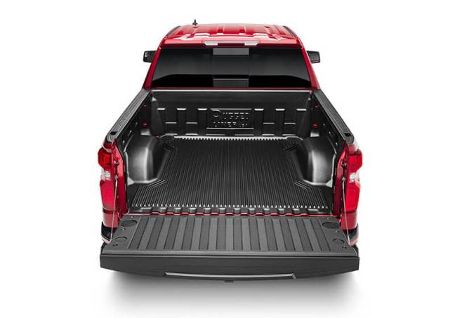 Rugged Liner (C58U19): Under-Rail Bed Liner for 2019 Chevrolet Silverado (New Body Style)
