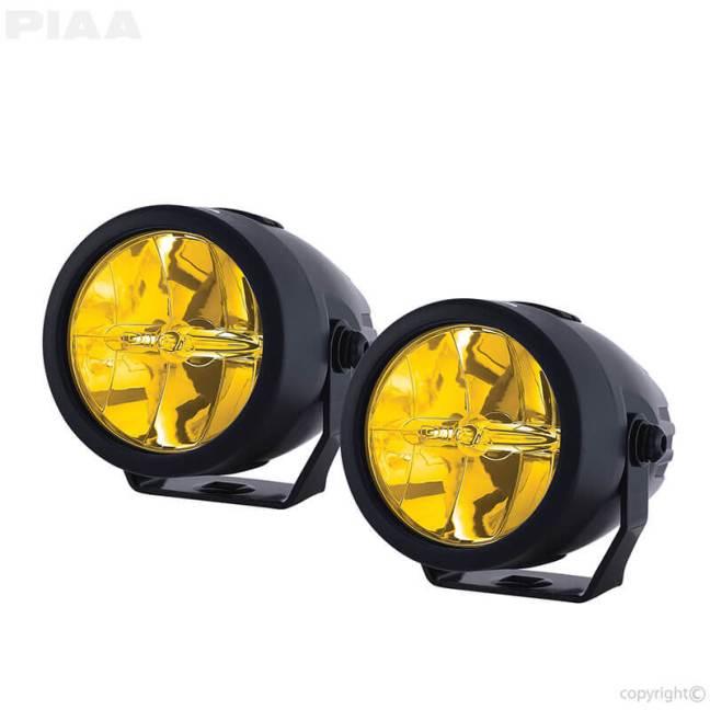 PIAA LP270 Ion Yellow LED Driving Beam Kit