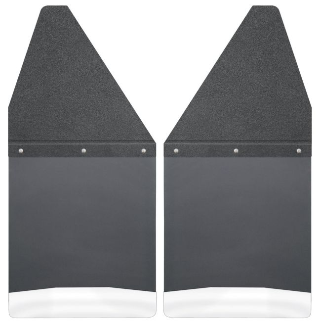 Husky Liners: KickBack™ Mud Flaps for Lifted Trucks