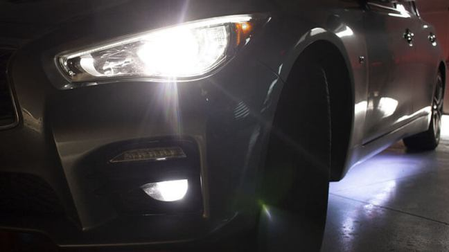 Race Sport Lighting (9006-G4LED): GEN4® LED Headlight Conversion Kit