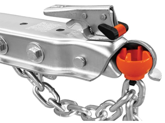 Rightline Gear Anti-Theft Trailer Coupler Ball 100T12