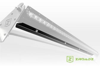 ZROADZ (Z330040S – Z330052C): Patented Noise-Cancelling Wind Diffuser