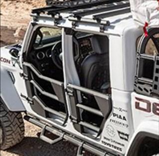<strong>DeeZee (DZ4454JL): </strong>Jeep Doors  for Wrangler JL or Gladiator