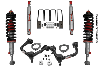 "Rancho (RS66905R9K): Level It Series 2.5"" Suspension System Kit for Tacoma"
