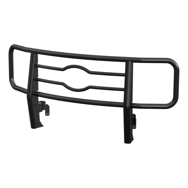"""LUVERNE (341724–341725): 2"""" Tubular Steel Grille Guard (Black)  for Ford F-250/350/450/550 with Co-Pilot360™"""