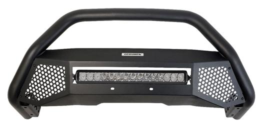 Go Rhino (5414620LT–569860TK): RC4 Series Light-Ready Bull Bar & Skid Plate