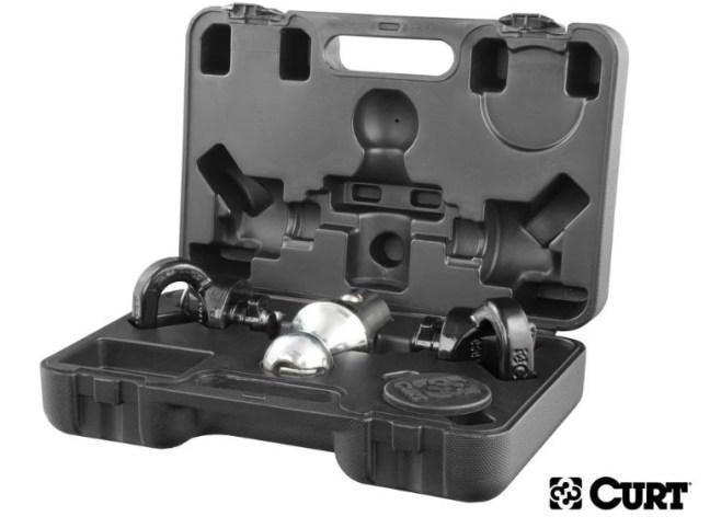 CURT 2 5-16 Gooseneck Kit for OEM Ram Puck System 60638