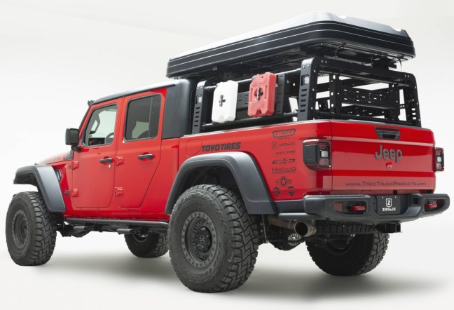 ZROADZ Accessory Crossbars for ACCESS Overland Racks