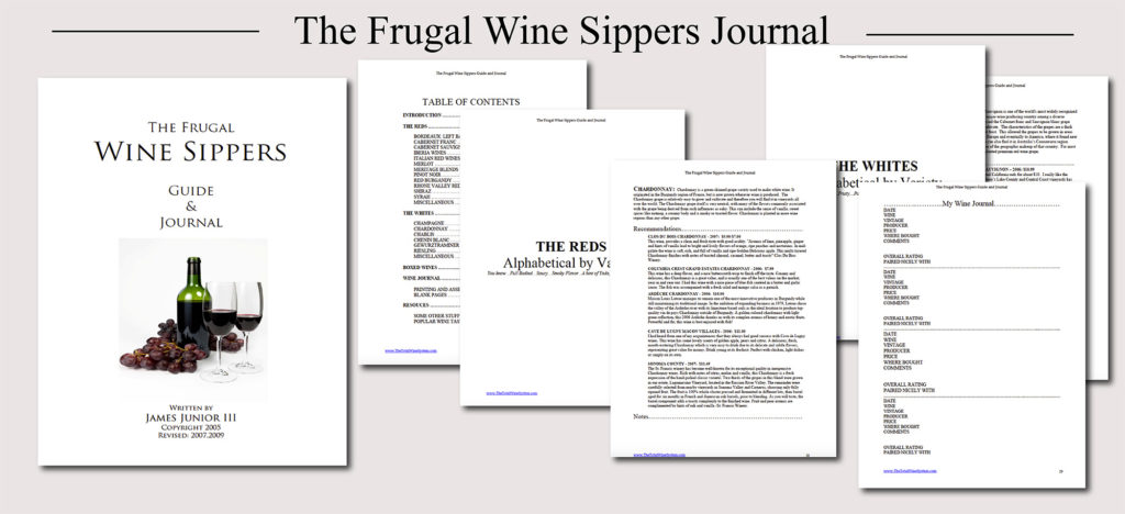 Grape Growing And Wine Making   The Total Wine Making System  Image of TWS Frugal journal sales page vf 1024x468