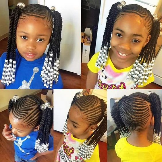 20 Hairstyles For Your Daughter S Most Fun Back To School Look Total Woman Magazine