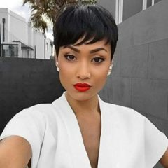 Short hairstyle That will Inspire you