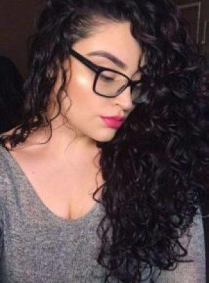 Hair Type 2c