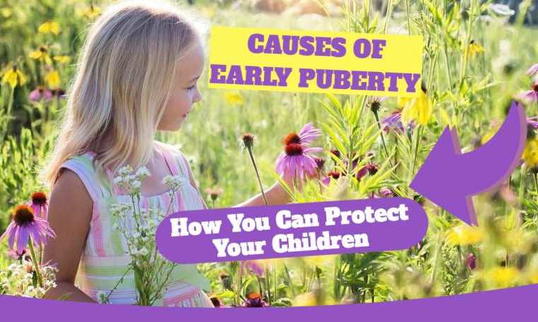Causes of Early Puberty