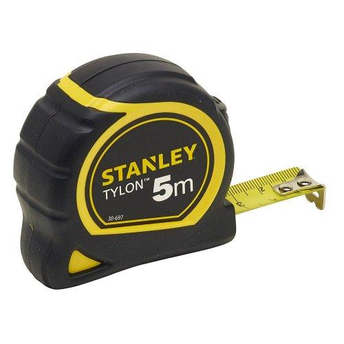 Ruleta Tylon cu protectie cauciuc 5m Stanley 1-30-697