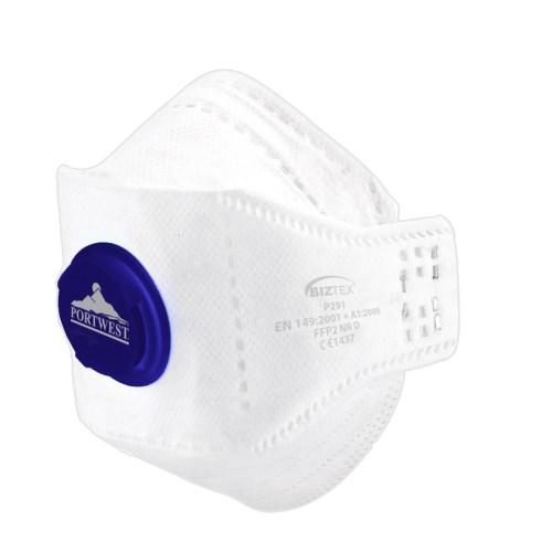 Masca de protectie cu valva Dolomite Fold EAGLE FFP2 P291