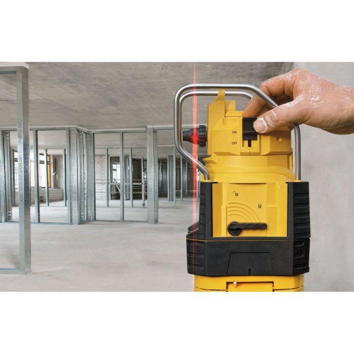 Nivela laser rotativa Stabila LAPR 150 SET-4