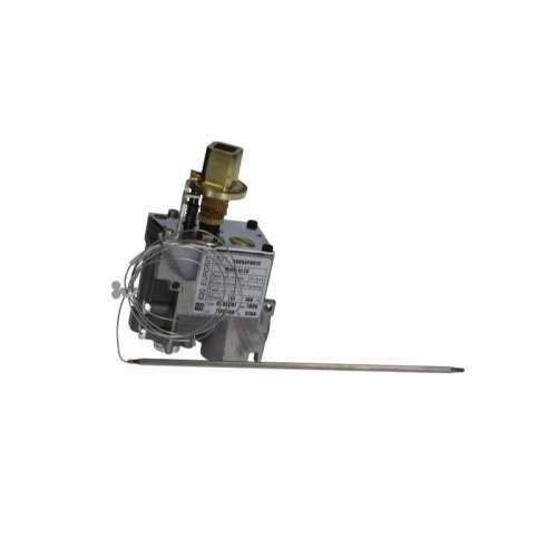 Valva de gaz termostatica tip seria 630 Eurosit T.max. 190°C 110-190°C intrare gaz 3/8″